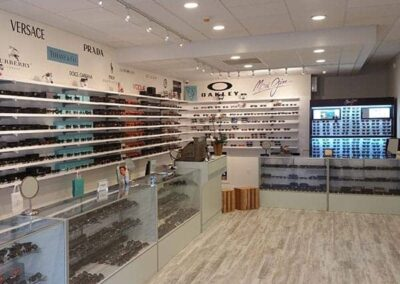 Commercial Renovation — Sunglass Store 2