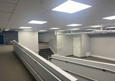 Commercial Renovation — Lowell, MA